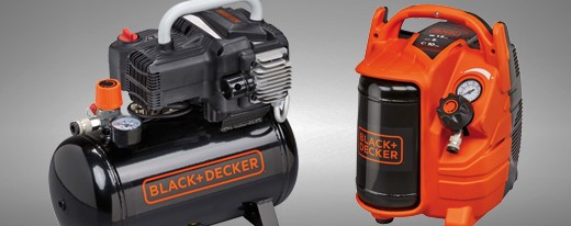 Black& Decker Air Compressors for home use